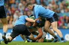 'I don't think he meant it, he's the only one that knows' - Donaghy on alleged eye gouge
