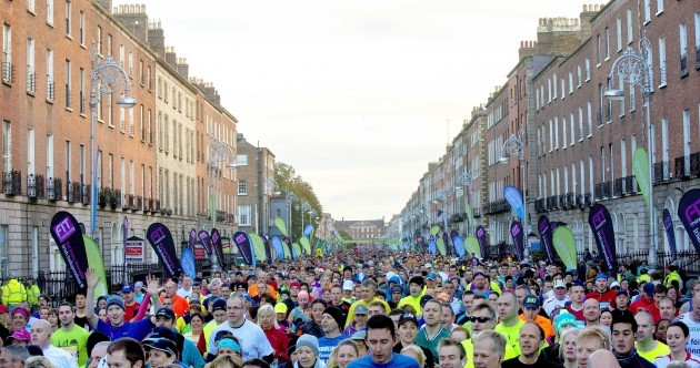 'Dublin wasn't coming to the marathon so we've brought the marathon to Dublin'