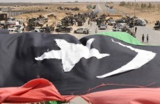 Libyan rebels said to have captured airport in Gaddafi stronghold of Sirte