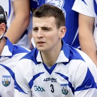 This former Waterford star has helped St Jude's to the brink of their first Dublin title