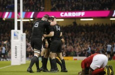 All Blacks make just one change for 'live or die' showdown against South Africa