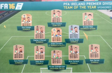 Dundalk dominate PFAI Premier Division Team of the Year