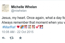 Irish Twitter is full of pride after the Marriage Bill finally passed today