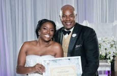 People don't know what to think about this bride giving her dad a 'certificate of purity'