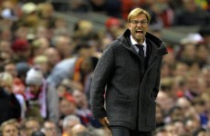 Liverpool somehow couldn't find a winner on Jürgen Klopp's Anfield debut