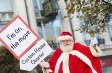 Clerys may be gone, but Clerys Santa will still be here this Christmas