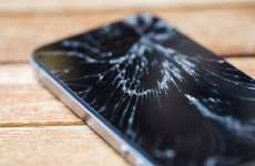 Apple's idea for a screen protector involves bumpers popping out of your phone
