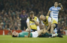 Luckless Bowe may miss Six Nations through World Cup injury – report