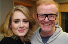 Chris Evans confused Adele with Beyoncé and it was mortifying… it's the Dredge