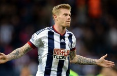 'He's a good lad but he needs to be careful' - Pulis warns McClean