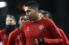 Van Gaal backs Smalling to become Man United captain