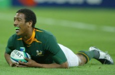 Gangs, drugs & suicide: Former Springbok Ashwin Willemse on still being here