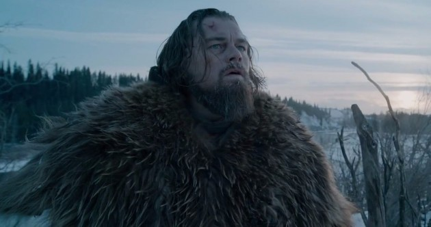 Leonardo DiCaprio ate bison liver and slept inside an animal for his new film