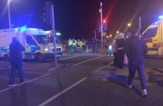 No serious injuries after Luas and car crash in Inchicore