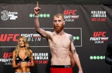 Can Paddy Holohan seize his opportunity to become a genuine UFC contender?