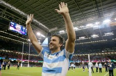 The two elder statesman guiding a young Pumas side through the World Cup