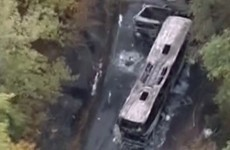It could take weeks to identity victims of horror French bus crash