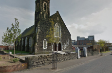 "GRAPHIC: Two pigs' heads left at Belfast church in ""race hate incident"""