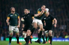 As it happened: South Africa v New Zealand, Rugby World Cup semi-final