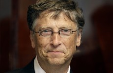 Bill Gates was briefly overtaken as the world's richest person