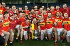 Castlebar romp to victory in Mayo SFC decider