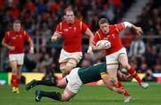 Rhys Priestland's break from international rugby may have a big impact on Taulupe Faletau