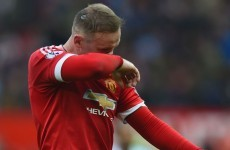 Van Gaal bristles at Rooney questions after Manchester derby