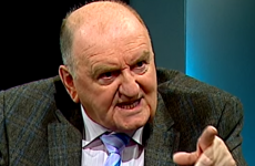 George Hook is considering a Dáil bid as the 'Michael Collins Fine Gael' candidate