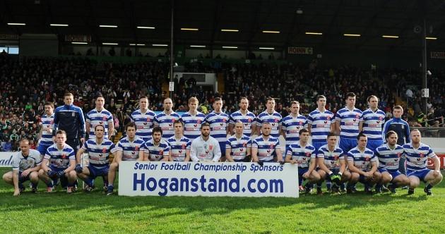 Penalty save the decisive moment as Navan O'Mahonys reign supreme again
