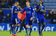 Jamie Vardy to Real Madrid in January? Surely not...
