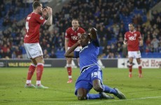 This Sammy Ameobi miss is the definition of a 90th-minute sitter