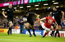 Here are the six tries nominated for IRPA World Rugby Try of the Year