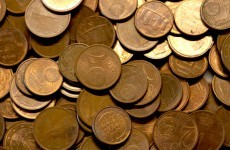 Today's the day you'll start saying goodbye to those tiny copper coins