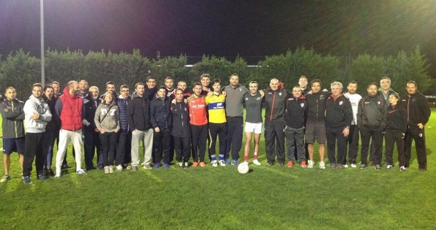 How a local GAA team ended up coaching four-time European Cup winners Toulouse