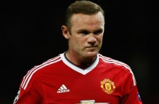 Xavi: Wayne Rooney should move into midfield