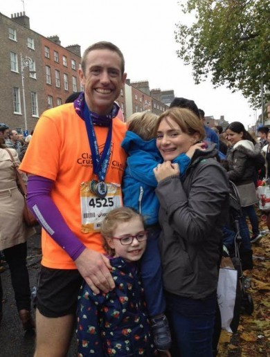 'I don't think I've felt that tired in my life' - Irishman raises thousands after unique Dublin Marathon challenge