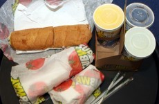 Press watchdog rejects complaint over ad for 'overstuffed' Subway sandwich