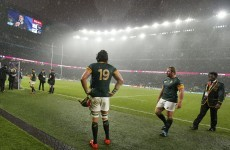 Matfield to captain Springboks in final game before retirement