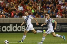 Another season without a league title as Gerrard's Galaxy crash out of MLS playoffs