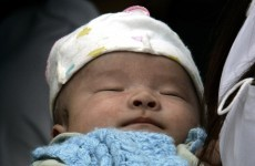 China is allowing people have more than one child