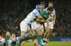 'It's better to switch off from it completely' – World Cup now at the back of Iain Henderson's mind