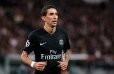 Di Maria admits desperation to leave Man United