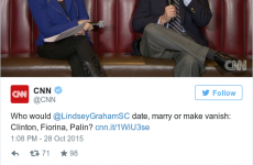 The internet is having a good laugh at CNN's weird version of F**k, Marry, Kill