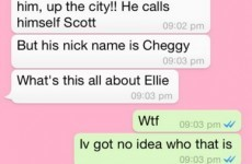 This guy played an elaborate prank on his girlfriend over Whatsapp