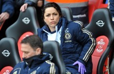 Problems continue to mount for Chelsea as Eva Carneiro serves them with legal papers