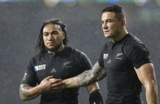 Toulon-bound Ma'a Nonu aiming to finish All Blacks 'dream' in glory