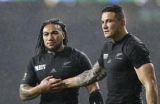 Toulon-bound Ma'a Nonu aiming to finish All Blacks 'dream' in glory