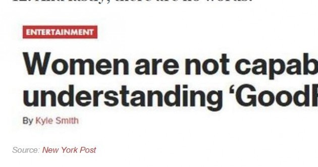 12 headlines guaranteed to make every woman foam at the mouth