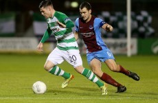 Danny North's hat-trick sends Drogheda to the First Division after 8-goal thriller