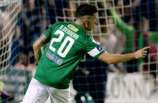 Dennehy's late penalty makes the difference for Cork City at Dalymount